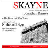 SKAYNE 1. CD Front Cover Outline