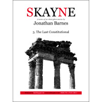 SKAYNE 3. eBook Cover MOBI Border Square