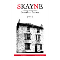 SKAYNE 4. eBook Cover EPUB Outline Square